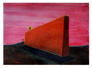 نمایشگاه نقاشی کندال صادق ادهم