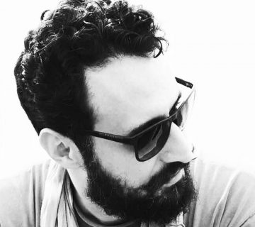 فرشید پارسی کیا هنرمند، طراح، مدرس، نویسنده حوزه فرهنگ و هنر