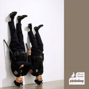 سرباز-باطوم-آمریکا-موزه- پلیس-