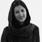 فرزانه حسینی دبیر مجسمه سازی نشریه هنرهای دیداری پشت بام