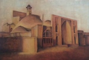 نمایشگاه تن و تن ها در گالری موتور خونه شیراز