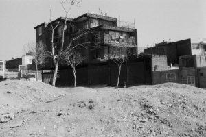 اثری از نمایشگاه تهران غیر رسمی در گالری دنا از یوریک کریم مسیحی