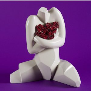اثر مجسمه از فرزانه حسینی