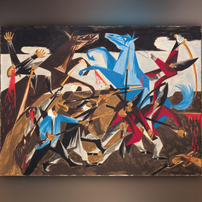 Jacob Lawrence, Panel 8