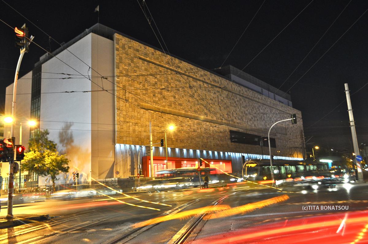 موزه ملی هنرهای معاصر یونان، بعد از چندین سال بازگشایی شد.
