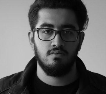 محسن حسین خانی - مدیر داخلی و طراح گرافیک