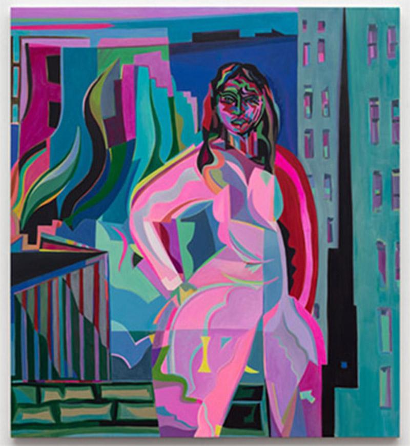گالری سیمون لی ، نیویورک ، مفتخر است که نمایشگاه گروهی را با نمایش آثار جدید میرا دنسی ، فرانسه-لیز مک گرن و کلر وودز برگزار کند.