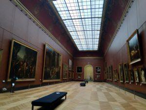سالنهای خالی لوور /<br /> عکس های اختصاصی از کیانوش معتقدی برای پشت بام