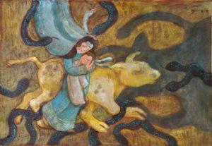 تصویرسازی های سمیه علیپور