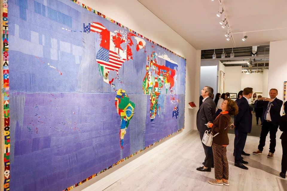 سقوط بازار جهانی هنر در سال 2019 / آرتبازل