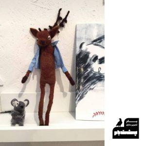 پشتبام- بام تصویرسازی: نمایشگاه پروژههای دانشگاه کمبریج