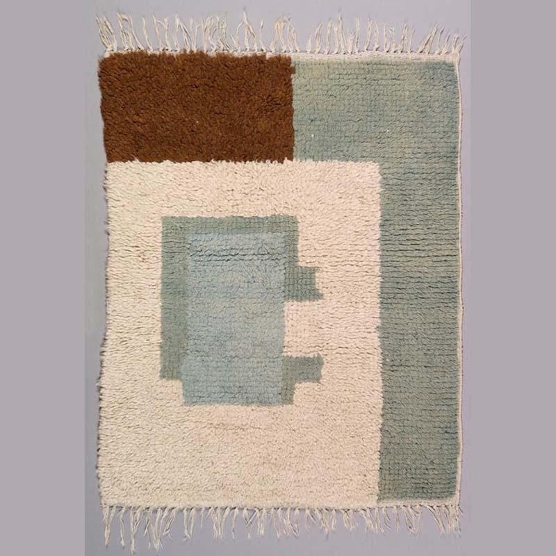Eileen Gray, Rug (circa 1922-24). Courtesy of Galerie Jacques De Vos.