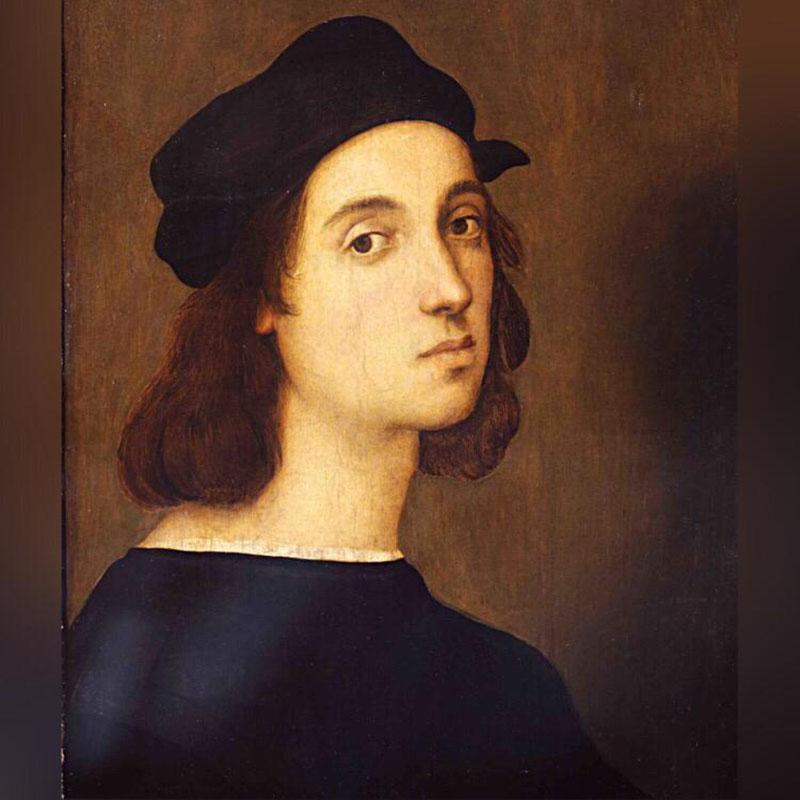"""نمایشگاه """"رافائل 1520-1483"""""""