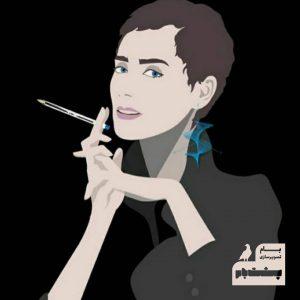 پشتبام- بام تصویرسازی- مریم میرزاخانی
