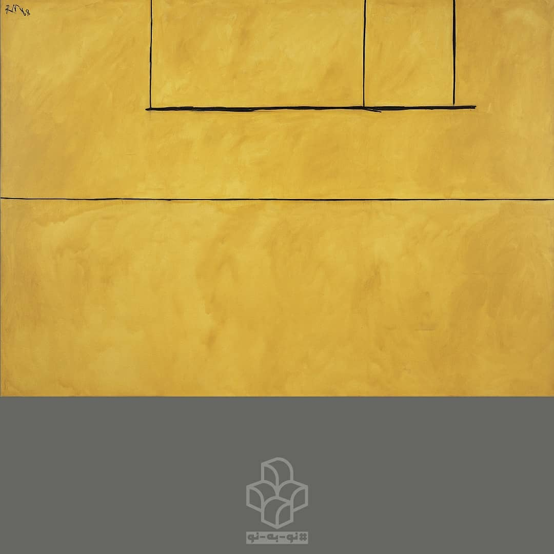 . #نو_به_نو هر روز یک اثر از #گنجینه_موزه_هنرهای_معاصر_تهران | ۳۴ | مرگ و زندگی، درونمایهی اصلی آثار #مادرول را شکل میدهند. گفته میشود چند عامل موجب انتخاب این موضوع از سوی مادرول بود. نخست از جنبهی هستیشناسی که هر انسان در ناخودآگاه خویش پیوسته با آن در چالش است و دیگر، وضعیت جسمانی مادرول در طول زندگی است. در پیوند با تم مرگ و زندگی، در سال ۱۹۴۸، مادرول مجموعهای را با عنوان «مرثیهی شماره یک» که بازتابی از شعر #هارولد_روزنبرگ، شاعر و منتقد نیویورکی، (مبدع واژهی نقاشی کُنشی*) بود ، شروع کرد. برخی اعتقاد دارند که سر آغاز این مجموعه شعر #گارسیا_لورکا با عنوان : «ساعت پنج بعد از ظهر» بوده و تعدادی دیگر، سر آغاز این مجموعه را به سخنرانی #آندره_مالرو به سال ۱۹۳۷ در کالیفرنیا نسبت میدهند که ضمن آن #مالرو خواستار حمایت جهانی از مبارزان جنگهای داخلی اسپانیا شده بود. #رابرت_مادرول در دههی شصت میلادی، متاثر از مطالعاتی که در زمینهی فلسفهی شرق به ویژه جهانبینی #ذن داشت، مجموعهای را با نام opens آغاز کرد. در این دوره چون اثر پیشرو، آثار مادرول رویکردی به شیوهی گسترهی رنگی دارد با این ترتیب که سطوح گستردهی بوم به صورت تک رنگ نقاشی شده و سپس با چند خط ساده، تقسیمات هندسی به صورت خطهای عمودی و افقی، روی آن انتظام یافته است. اگر چه برخی از منقّدین مراحل رشد و شکلگیری مادرول را به لحاظ نوع فعالیتاش در دورههای نقاشی حرکتی، کولاژ (دهه هفتاد) و سپس گسترهی رنگی، «التقاطی» دانستهاند، ولی مادرول، متفکر هنرمندی است که جهانبینی، احساس و اندیشه اش را، در مسیری که پیوسته انتزاعی بوده و ریشه در عالم ذهن داشته است، بر گستره بوم بازتاب داده است. . متن: #مهدی_حسینی * Action painting . گرافیک: #مهدی_فدوی عکس: #مهناز_صحاف . رابرت مادرول بدون عنوان رنگروغن روی بوم ۳۱۰ * ۲۲۳ سانتیمتر ۱۹۶۸ م مجموعهی #موزه_هنرهای_معاصر_تهران Robert Motherwell (American,1915–1991) Untitled Oil on canvas 223 x 310 cm 1968 The Collection of TMoCA
