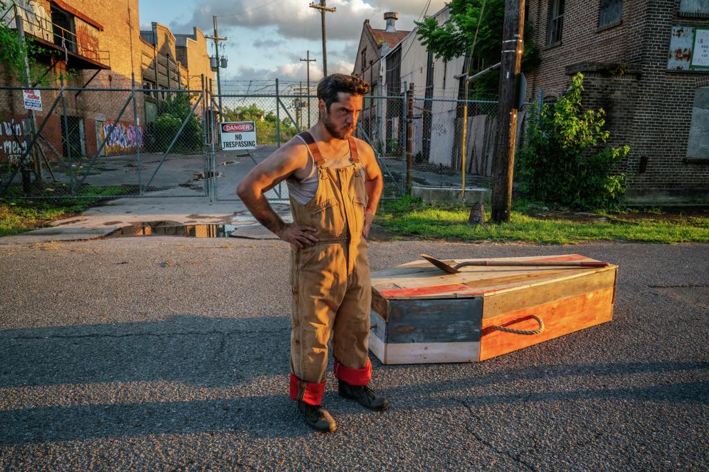 عکسهای الکس هریس و کلیشههای رفتاری مردم جنوب آمریکا