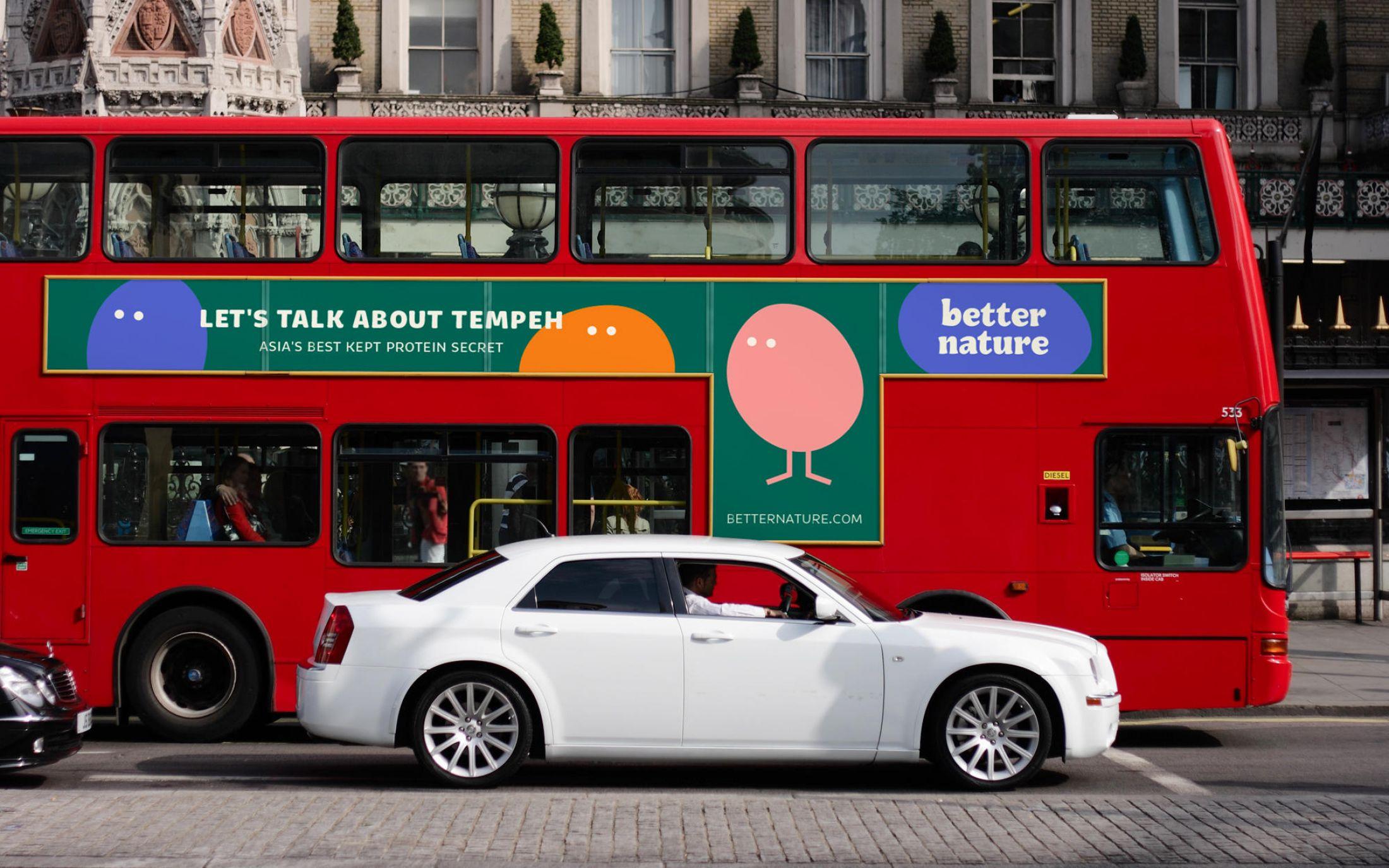 کمپین لشکر لوبیا برای Better Nature