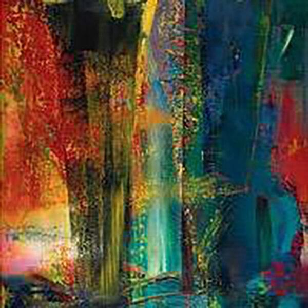گرهارد ریشتر گرانترین نقاش زنده دنیا