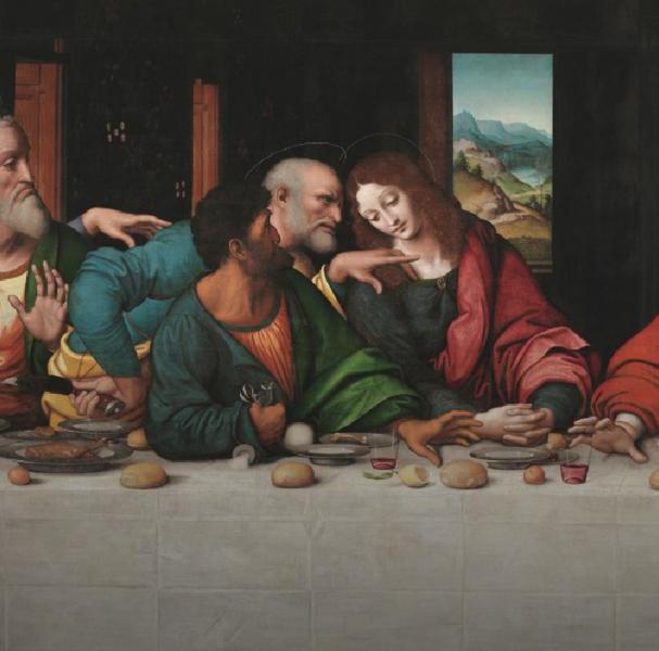 شام آخر لئوناردو داوینچیام آخر لئوناردو داوینچی