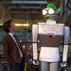 هوش مصنوعی جارویس در بینال 2022