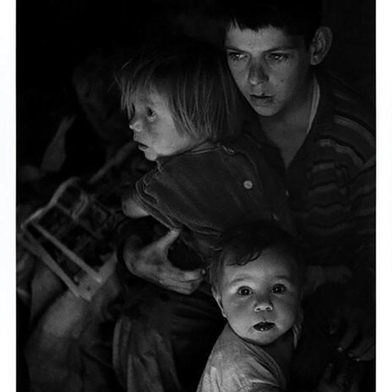 عکس Children Camp، اثر Ansel Adams