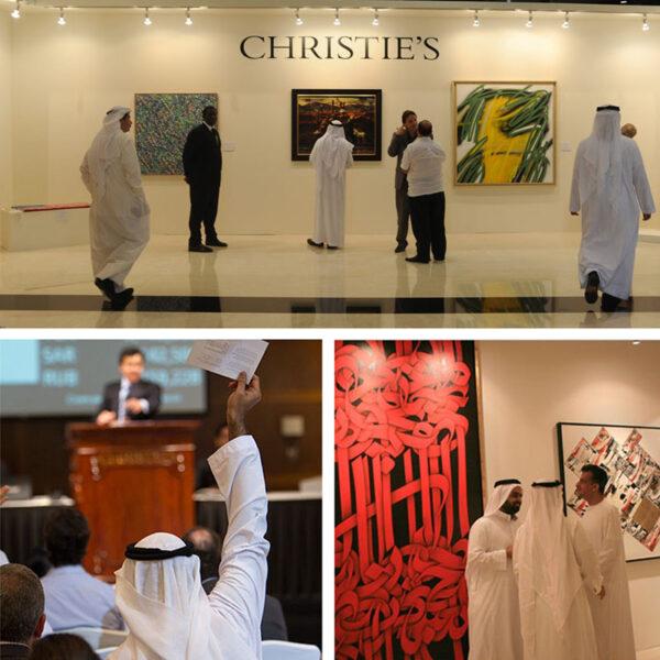 بازار هنر خاورمیانه