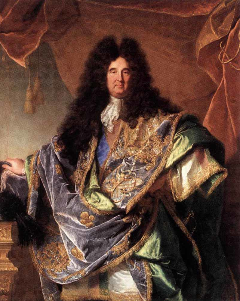 Hyacinthe Rigaud, Portrait of Philippe de Courcillon (1702). Courtesy of Wikimedia Commons.