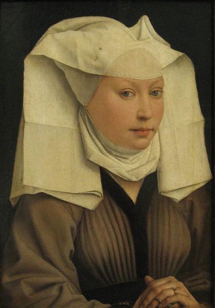Diego Velazquez, Infanta Margarita Teresa (1660). Courtesy of El Museo del Prado.
