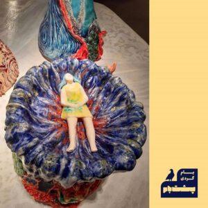 نمایشگاه درسا اسدی