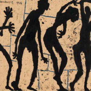 لوئیز ساوتر و خلق آثاری پیش از زمان