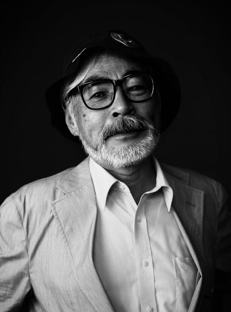 هایائو میازاکی