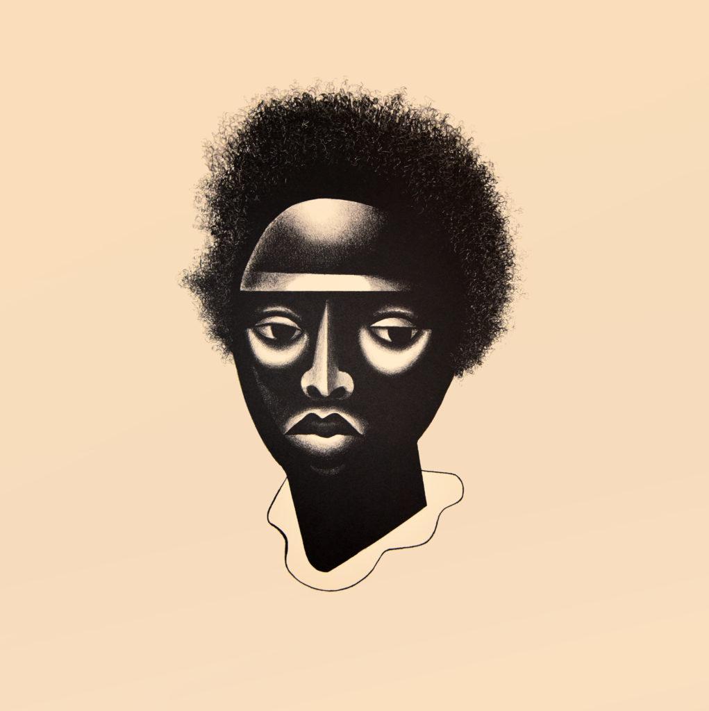 Elizabeth Catlett, Black Girl (2002).