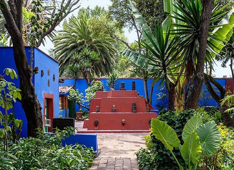 خانه فریدا کالو