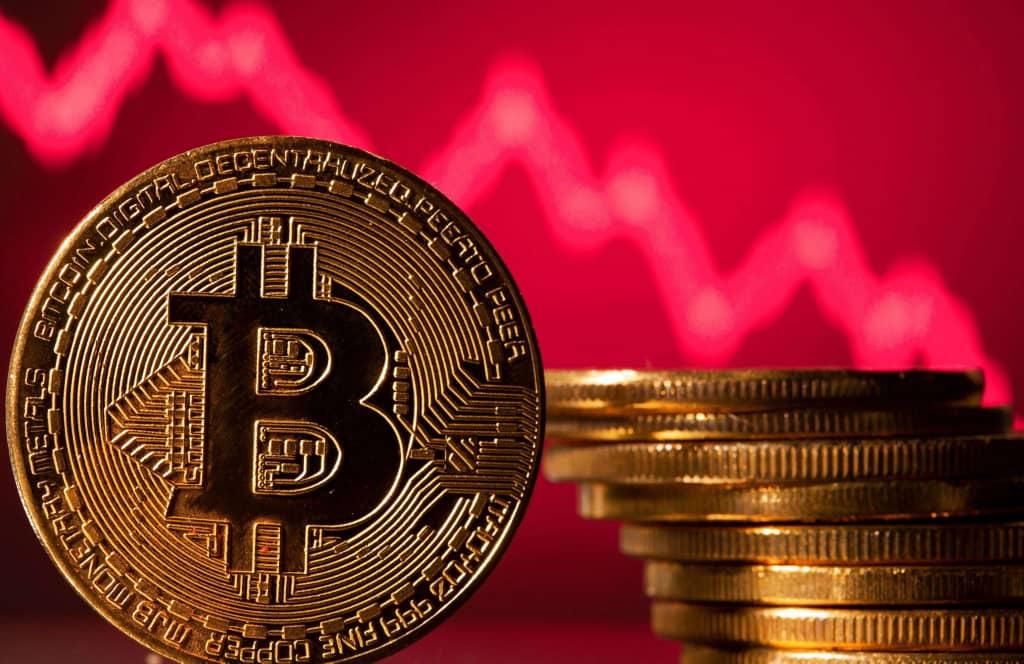 سقوط ارزش رمزارز