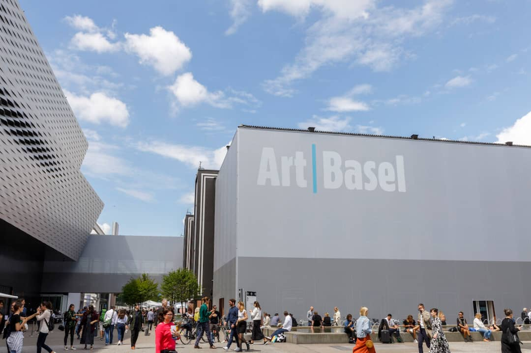 نمایشگاه Art Basel