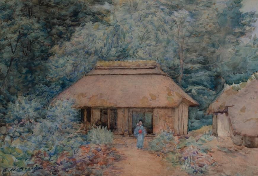 داستان زندگی Brooke؛ همراه آخرین روزهای زندگی Vincent van Gogh