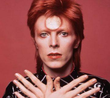 اثری از David Bowie؛ از مشهورترین چهرههای موسیقی قرن بیستم
