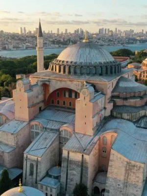 مسجد ایاصوفیه در خطر حذف از فهرست میراث جهانی یونسکو