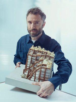 ساخت سازهای یادبودی در رابطه با کرونا