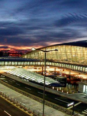 ساخت موزه در فرودگاه بینالمللی Incheon کره جنوبی