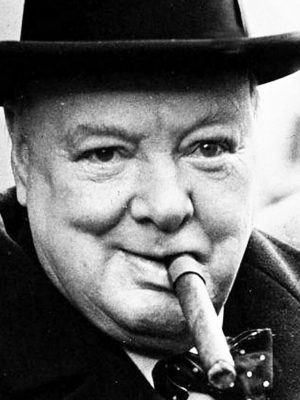 ۳.۴۶ میلیون دلار قیمت اثری از Winston Churchill