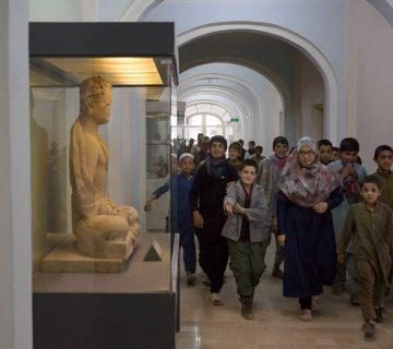 مدیر موزه ملی افغانستان