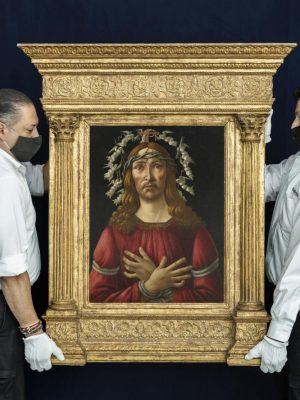 ۴۰ میلیون دلار تخمین قیمت اثری از Sandro Botticelli